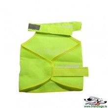 Hi Viz Fluorescent High Visibility Safety Vest Coat Jacket