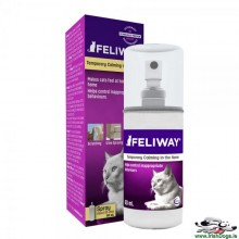 Feliway Cat Comforting Pheromone Spray 60ml