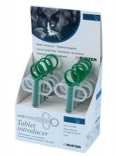 BUSTER tablet pill introducer