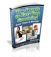 The Secrets To Easy Dog Grooming