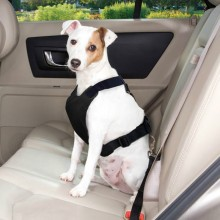 Universal Fit Car Dog Pet Seat Safety Belt Harness